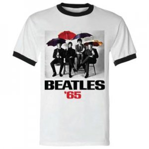 BEATLES UMBRELLAS RINGER T - Size Small, Last One