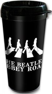 ABBEY ROAD PLASTIC TRAVEL MUG - Last Two