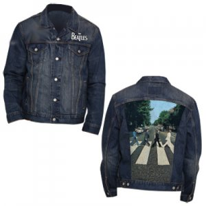 ABBEY ROAD DENIM JACKET
