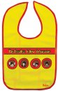 YELLOW SUBMARINE PORTHOLES BIB