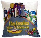 "THE BEATLES ""YELLOW SUBMARINE ALBUM COVER"" PILLOW"