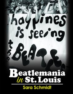 BEATLEMANIA IN ST. LOUIS - SIGNED