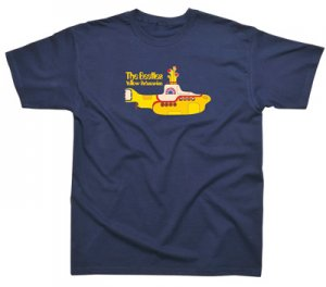 CHILD YELLOW SUBMARINE T-SHIRT