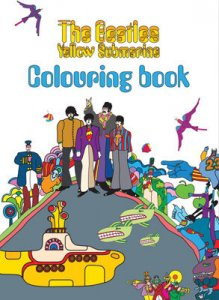 YELLOW SUBMARINE COLORING BOOK