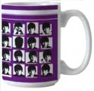 PURPLE HARD DAYS NIGHT MUG