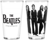 BEATLES ICONIC STANCE PINT GLASS