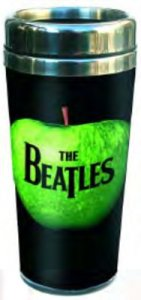 BEATLES APPLE ECO THERMAL TRAVEL MUG