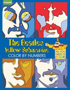 YELLOW SUBMARINE - COLOR BY NUMBERS - Save 25%