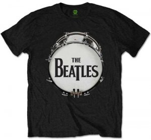 THE BEATLES 3D DRUMHEAD T-SHIRT