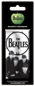 DRUM LOGO / EARLY BEATLES MAGNETIC BOOKMARKER