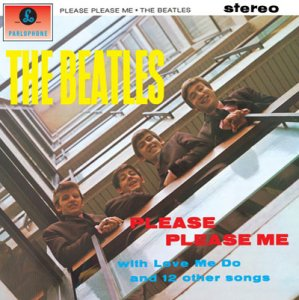 PLEASE PLEASE ME- REMASTERED CD