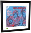 BEATLES LADY MADONNA (VERSION 2) LITHOGRAPH - FRAMED