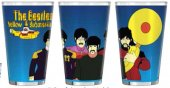 YELLOW SUB MUSICIANS SUBLIMATED PINT GLASS