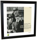BEATLES EIGHT DAYS A WEEK LITHOGRAPH - FRAMED