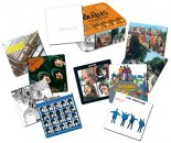 BEATLES ALBUM COVERS 10 PIECE COASTER SET WITH COLLECTOR TIN