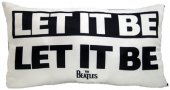 "THE BEATLES ""LET IT BE"" PILLOW"