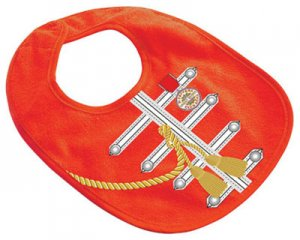 SGT. PEPPER RED UNIFORM BIB