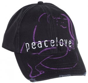 JOHN LENNON PEACE AND LOVE HAT - Last One