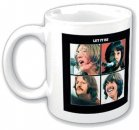 BEATLES LET IT BE ALBUM COVER 11 OZ MUG