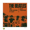 BEATLES WE CAN WORK IT OUT LITHOGRAPH - UNFRAMED