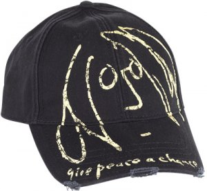 JOHN LENNON GIVE PEACE A CHANCE HAT - LAST ONE