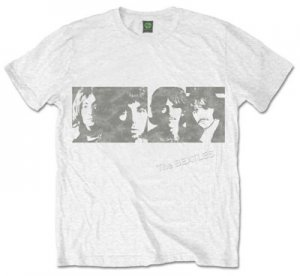 THE BEATLES WHITE ALBUM FACES - Small - Last Two