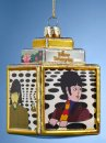 BEATLES SEA OF HOLES GLASS CUBE ORNAMENT