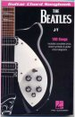 BEATLES GUITAR CHORD SONGBOOK J-Y
