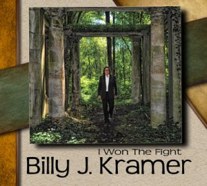 I WON THE FIGHT SIGNED BILLY J. KRAMER CD