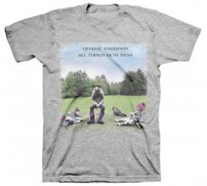 GEORGE HARRISON ALL THINGS MUST PASS T-SHIRT