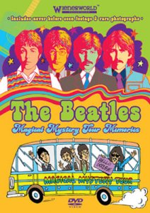 MAGICAL MYSTERY TOUR MEMORIES DVD