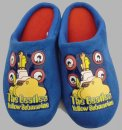 BEATLES YELLOW SUBMARINE MEN'S SLIPPERS