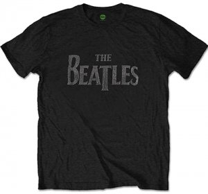 BEATLES DROP T LOGO (DIAMANTE CRYSTALS)