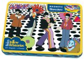 THE BEATLES YELLOW SUBMARINE MAGNETIC CHARACTER SET - Last One