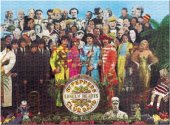 SGT. PEPPER 1000 PIECE PUZZLE