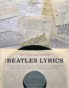 THE BEATLES LYRICS Edited by Hunter Davies