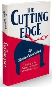 SIGNED: THE CUTTING EDGE BOOK