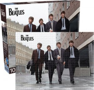 THE BEATLES BBC COLOR PUZZLE