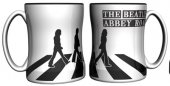 ABBEY ROAD 14 OZ RELIEF MUG