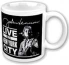 JOHN LENNON LIVE IN NYC MUG - Last One