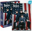 THE BEATLES 1500 PIECE FLAG PUZZLE