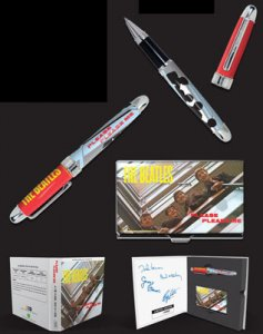 PLEASE PLEASE ME COLLECTIBLE PEN SET