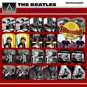 THE BEATLES IN STEREOSCOPIC 3D - LTD. FANS EDITION