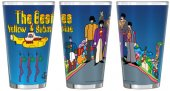 YELLOW SUBMARINE HILL SUBLIMATED PINT