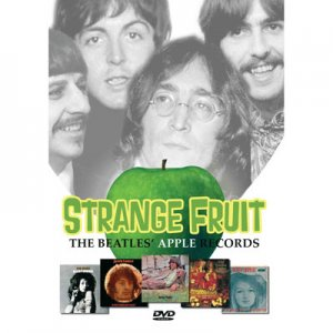 STRANGE FRUIT: BEATLES APPLE RECORDS DVD