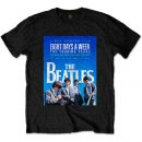 BEATLES EIGHT DAYS A WEEK BLACK TEE