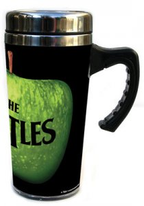 APPLE LOGO TRAVEL MUG