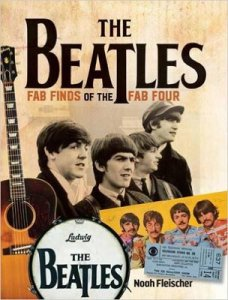 THE BEATLES FAB FINDS OF THE FAB FOUR