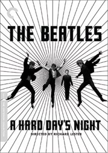 A HARD DAY'S NIGHT DVD - 2014 EDITION