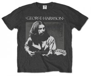 GEORGE HARRISON LIVE PORTRAIT TEE - U.K. IMPORT
